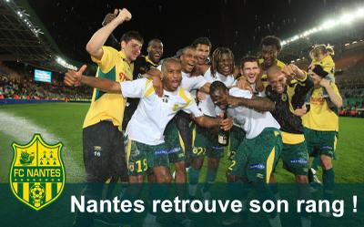 FC Nantes ligue 1