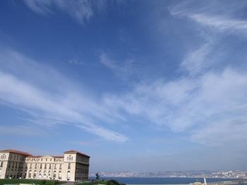 Marseille Ciel Bleu