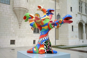 Sculpture de Niki de Saint-Phalle
