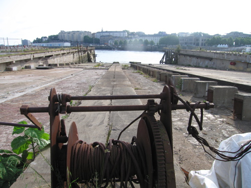 Nantes chantiers navals