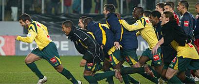 FC Nantes Sedan