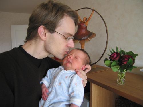 Léo-Paul et Papa