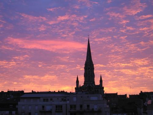 Levée soleil Nantes