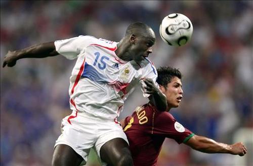 Thuram demi-finale 2006